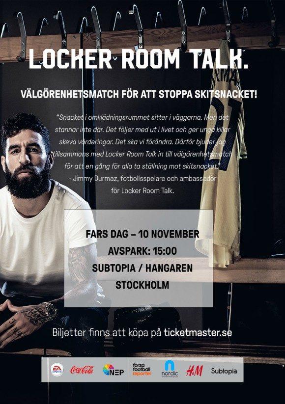 Jimmy-Durmaz-Locker-Room-Talk-S