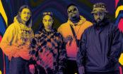 Se live stream-konsert av Red Bull Nästa Nivå x New Black
