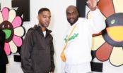Kid Cudi och Virgil Abloh teamar upp för t-shirt och vinyl-släpp