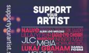 Plattformen Support Your Artist lanserar initiativ för att rädda livescenen