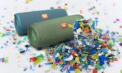 """JBL lanserar """"Flip 5 Eco"""" – tillverkad av 90% återvunnen plast"""