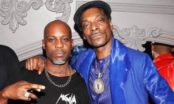 "Snoop Dogg minns DMX: ""He always prayed for everybody"""
