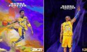 """Kobe Bryant på omslaget av """"NBA 2K21"""" – hedras med """"Mamba Forever Edition"""""""