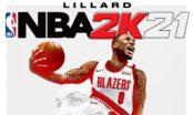 """Se ny gameplay-trailer för """"NBA 2K21"""""""