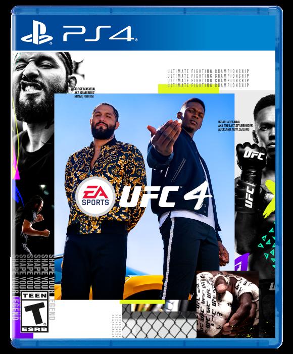 UFC4-S