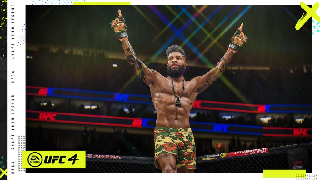 UFC4_1P_STOREFRONT_CAF_CELEBRATION_3840x2160_FINAL_wOverlay