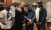 Nas i studion med Dr. Dre – jobbar på nytt album?