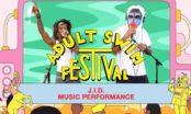 Se J.I.D, Rico Nasty, Kaytranada och Open Mike Eagle live på helgens Adult Swim Festival