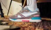 """Puma lanserar nya """"Mirage Mox"""" – retrosneaker med futuristiska inslag"""
