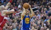 Steph Curry blir historisk – som näst bästa 3-poängsskytt genom tiderna