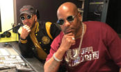 "Swizz Beatz släpper låten ""Been To War"" med DMX och French Montana"