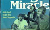 Black Star premiärspelade Madlib-producerad musik i podcastpremiär med Dave Chappelle