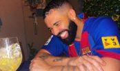 """Drake firar 35-årsdag med """"Narcos""""-fest"""