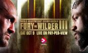 Klart för Tyson Fury vs. Deontay Wilder i Las Vegas – Viaplay sänder matchen om tungviktstiteln